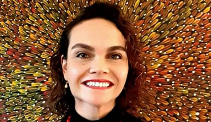 Rebecca Hyland, IAG Principal Indigenous Engagement